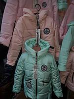 Курточка для девочек новинка