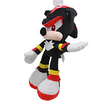 Игрушка мягкая Соник Super Sonic ёж Шэдоу