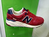 Мужские кроссовки New Balance 999 красные