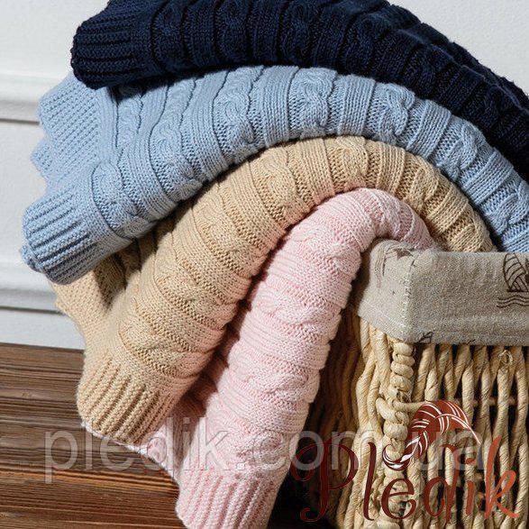Плед - основной атрибут тепла и комфортного отдыха