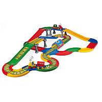 Игровой набор Городок Kid Cars 6,3 м, ТМ Wader