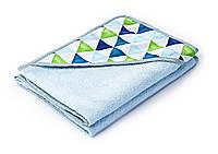 Махровое полотенце Sensillo Pastel 100х100 см