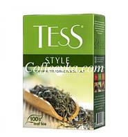 Чай зелёный  Tess Style Стайл 90 г