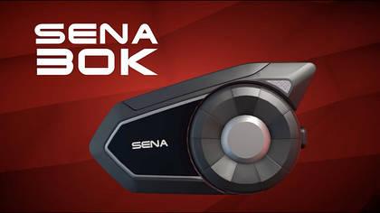 Новинка! Топовая гарнитура для шлема Sena 30K уже в Biker Market!