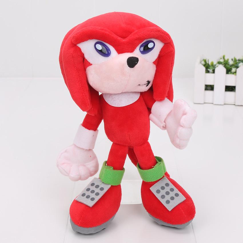 Мягкая игрушка Super Sonic Ехидна Наклз