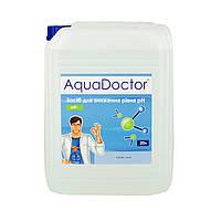 Средство для понижения рН в бассейне AquaDoctor pH Minus 20 литров жидкость