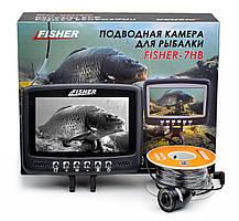 Подводная камера Fisher CR110-7HB (кабель 15м)
