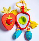 Подвеска Tiny love Волшебное яблоко клубника и банан, фото 4