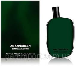 COMME DES GARCONS AMAZINGREEN EDP 100 ml  парфюм унисекс (оригинал подлинник  Франция)