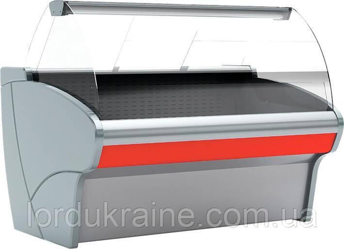 Холодильная витрина Полюс ВХСр-2,0 Сarboma (-5...+5)