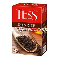 Чай чёрный Tess  Sunrise  90г.