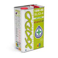 Минеральное моторное масло для легковых Xado