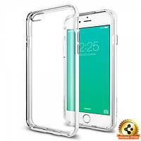 Чехол Spigen для iPhone 6S / 6 Neo Hybrid EX, Shimmery White , фото 1