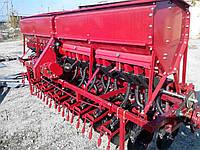 Сеялка зерновая СЗ-3.6-01 (СЗ-3.6-01) м/р 75мм (увелич.бак, усил.рама)