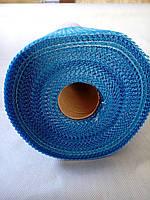 Стеклосетка фасадная штукатурная Masternet Plus 160 гр.  синяя, 50 кв.м.