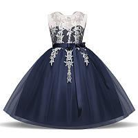 Платье нарядное для девочки вечернее выпускное