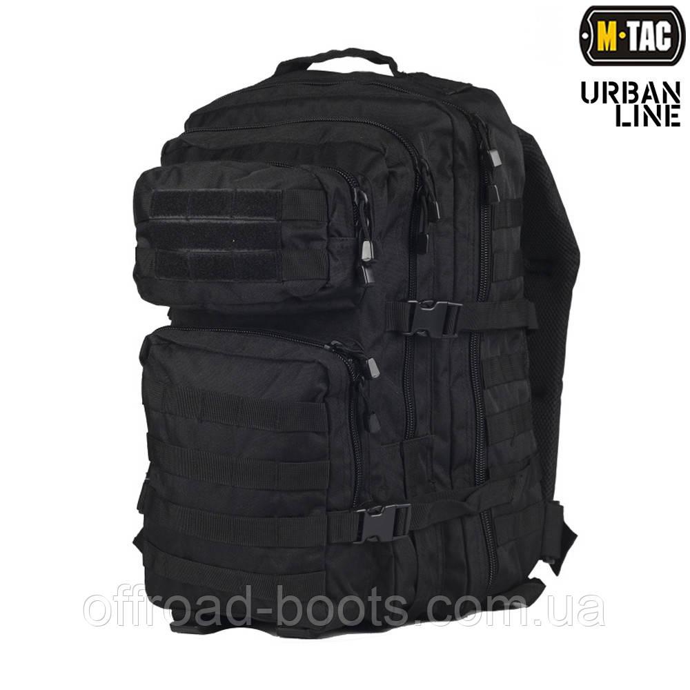 76a919bf0 Рюкзак M-Tac Large Assault pack black, 36л - купить по лучшей цене в ...