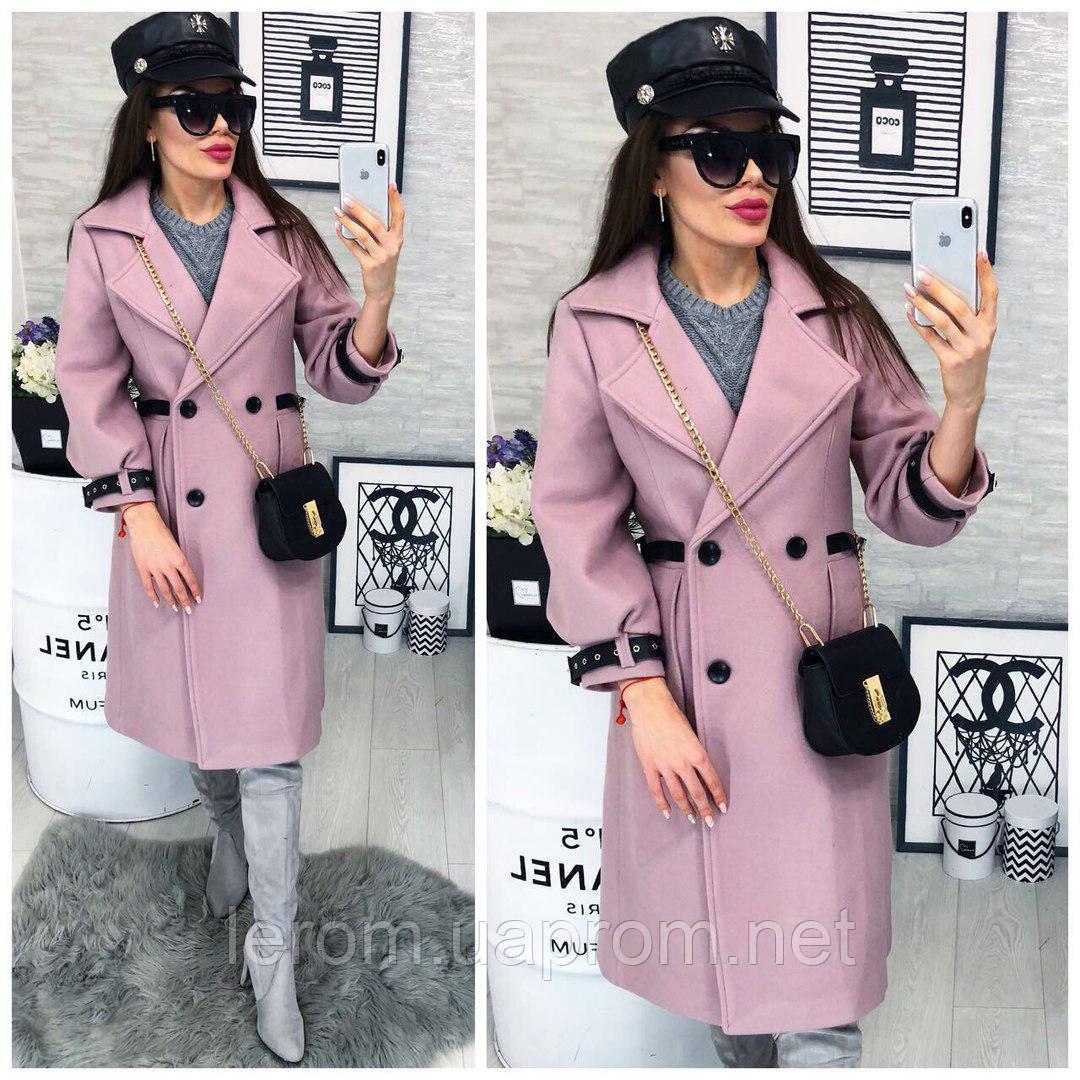Женское кашемировое пальто, весна 2018, разные цвета