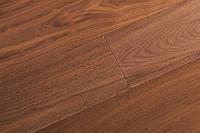"Массивная доска ""Brand Wood"", Американский орех под лаком 500-1200х140х18мм, арт. 140AO-MD"