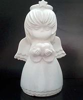 Гипсовая фигурка Ангел для раскрашивания