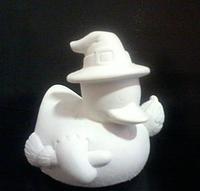Гипсовая фигурка Утенок хеллоуин