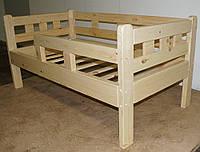 Кровать для детей с бортиками