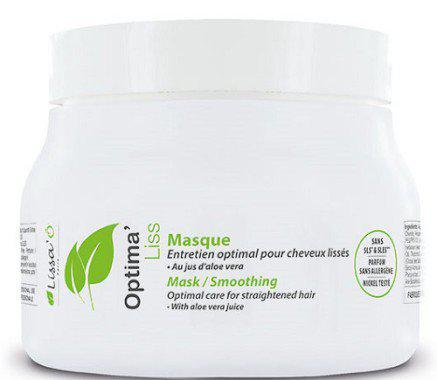 Lissa`O Paris Mask Optima liss Увлажняющая маска для выпрямленных волос