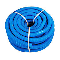 Шланг пластиковый 38 мм для вакуумного пылесоса для каркасного бассейна