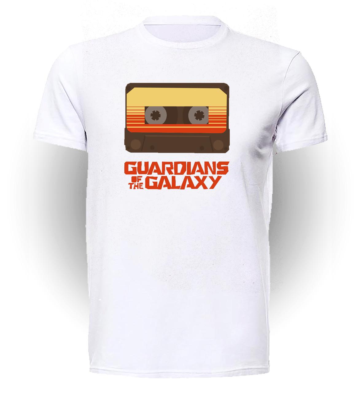 Футболка GeekLand Стражи Галактики Guardians of the Galaxy кассета 2 GG.01.023
