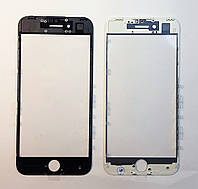 Рамка + оса + верхнее  стекло  дисплея  IPhone 7