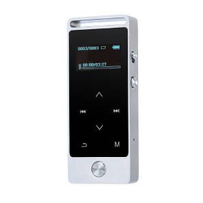 Сенсорный мини диктофон c mp3 плеером M20, фото 2