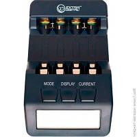 Зарядное Устройство Extradigital AA/AAA BM100 black + 4 AA 2800 mAh Beston (DV00DV2818)