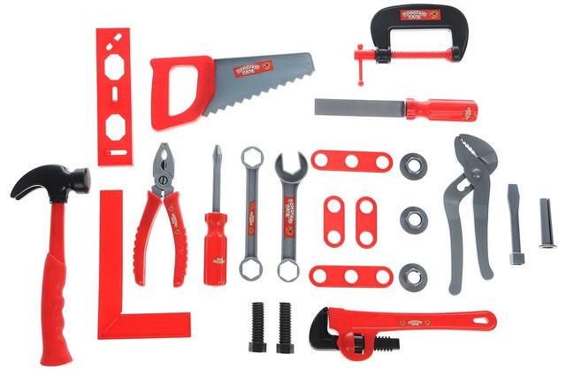Детские инструменты и мастерские