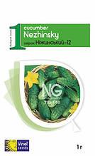 Семена огурцов Нежинский-12 1 г, Империя семян