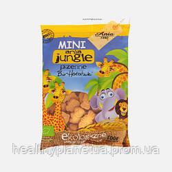 Био печенье мини джунгли, 100 г
