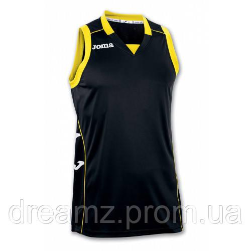 c22a198e Майка баскетбольная чёрная Joma CANCHA II 100049.100 - Интернет-магазин  спортивных товаров DreamZ в Киеве