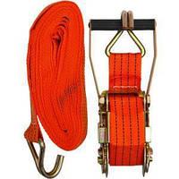 Ремень стяжной с храповым механизмом 10 метров