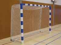 Сетка футбольная капроновая для мини-футбольных, гандбольных ворот #2 D-1,2 мм, яч.12 см