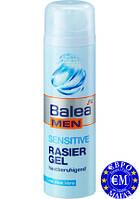 Гель для гоління для чутливої шкіри Balea sensitive Rasiergel, 200 ml