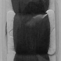 Мулине акриловое черное