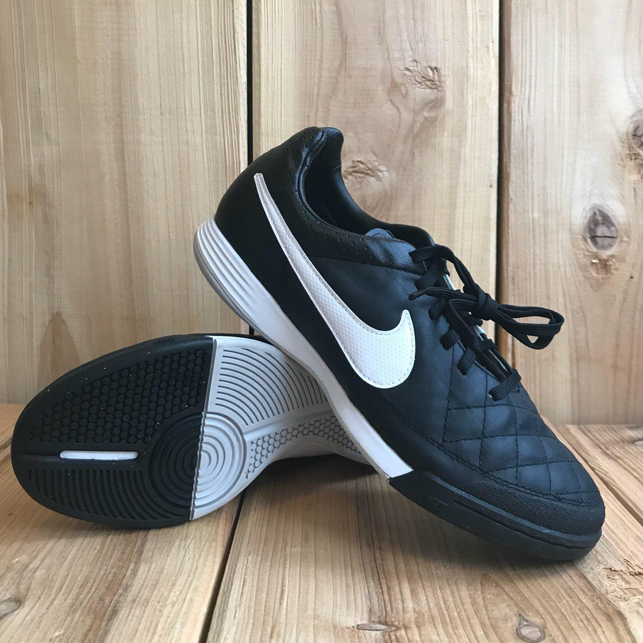 95d1c210 Футзалки Nike Tiempo Legacy IC 631522-010 (Оригинал) Sale - Football Mall -