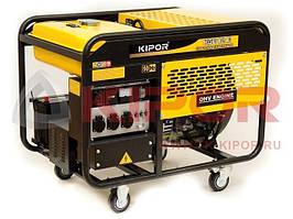 Kipor KGE12E3 генератор