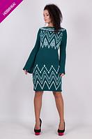 Платье весеннее теплое - Регина