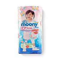 Трусики Moony man Super Big (13-25 кг) 26 шт. для девочек (168453)