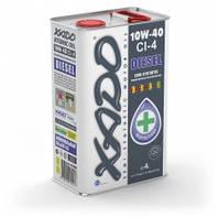 Полусинтетическое моторное масло для легковых Xado
