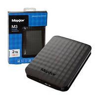 Внешний жесткий диск Samsung 2 ТБ USB 3.0, Maxtor M3 STSHX-M201TCBM Black