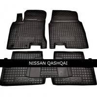 Коврики в салон Nissan Qashqai (2011-2014)