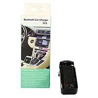 ФМ FM трансмиттер модулятор авто MP3 Bluetooth S16BL с LCD экраном