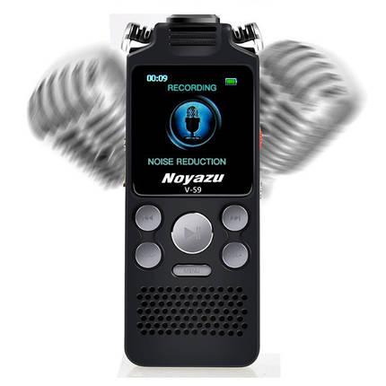 Профессиональный диктофон с 3D записью и голосовой активацией, фото 2