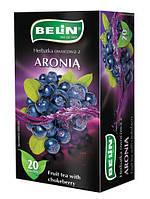 Belin Фруктовый чай с рябиной, 20 пакетиков